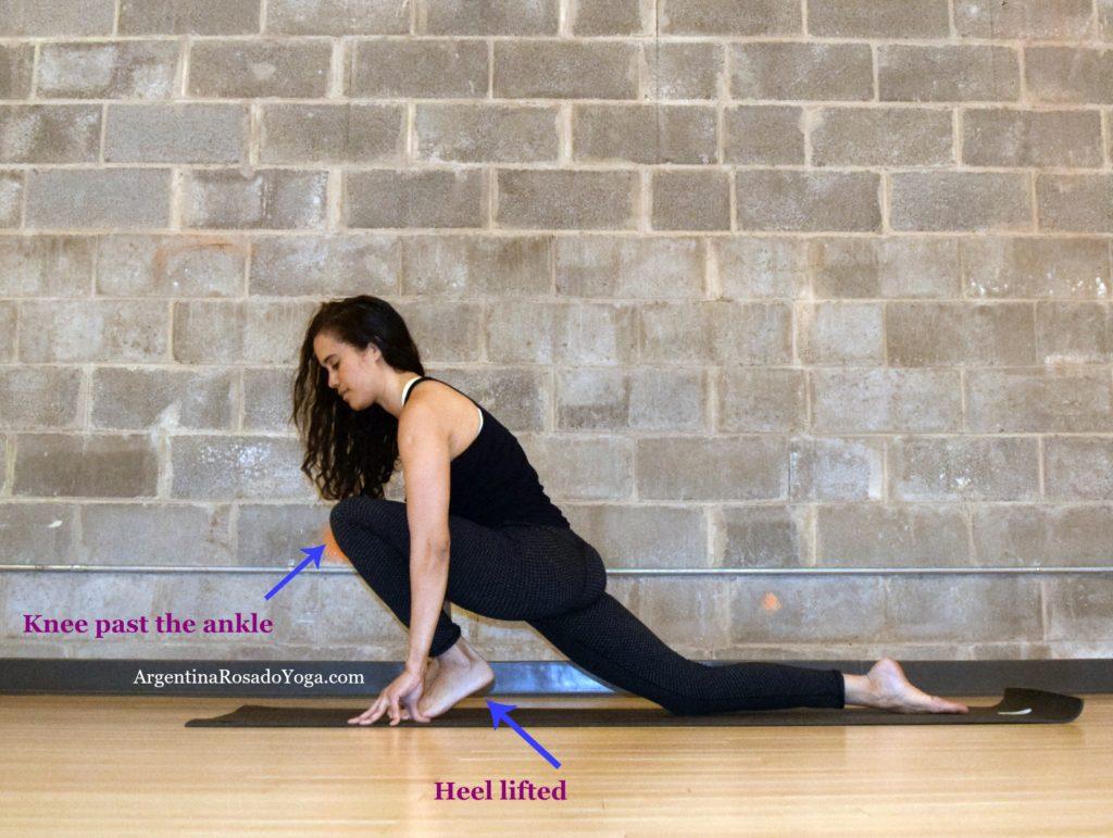 Yoga Basics: How To Do Lizard Pose - Argentina Rosado Yoga