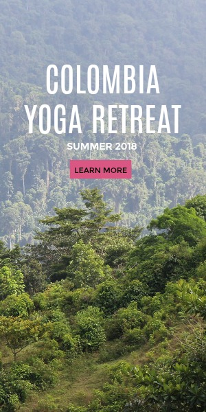 Colombia Yoga Retreat - Summer 2018