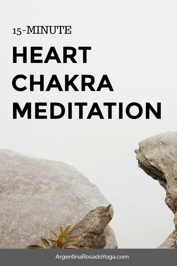 Heart Chakra Meditation for Peace And Well-Being - Argentina