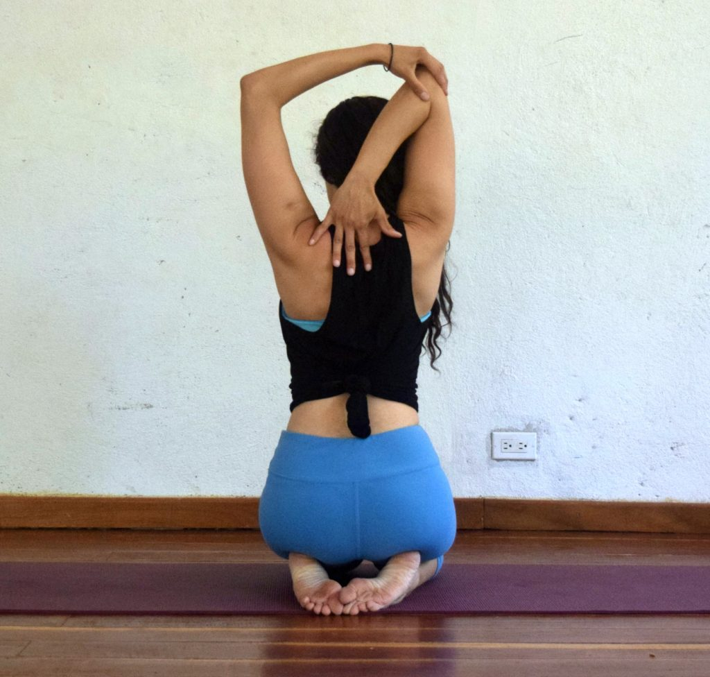 10 Yoga Poses To Open The Chest And Shoulders